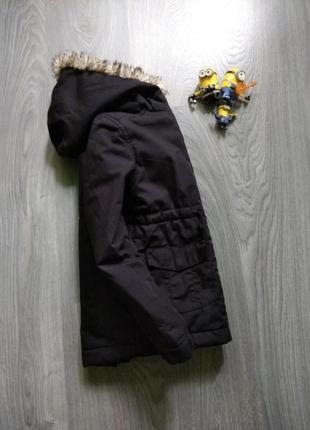 Термо парка куртка демисезонная
