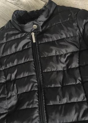 Куртка черная house
