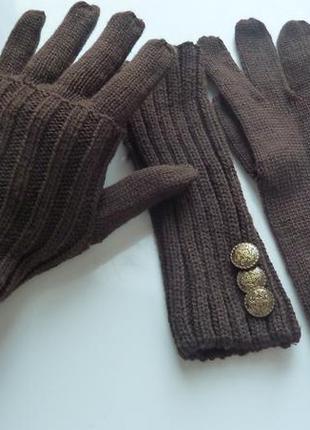Набор митенки и перчатки от , германия takko fashion