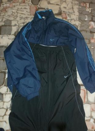 Спортивный костюм nike, размер 54(xxl)