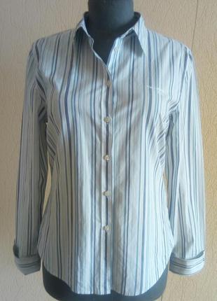 Фірмова рубашка в полоску