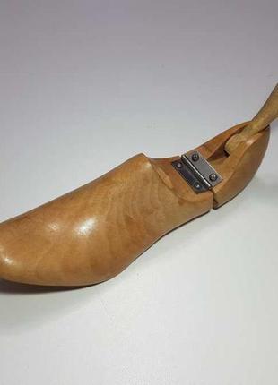 Вставка для выравнивания и хранения обуви, дерево, сост. отличное!