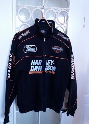 Harley davidson толстовка куртка кофта
