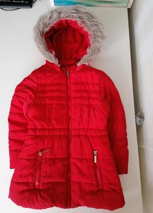 Куртка деми парка холодная осень 116-122см george
