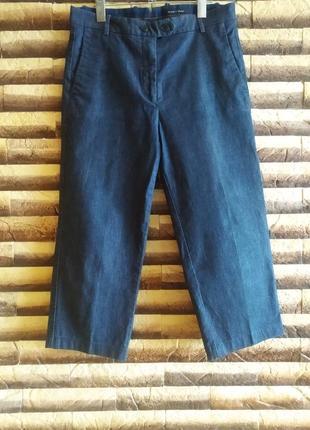 Укороченные брюки.капри