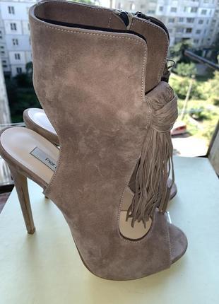 Шикарные туфли pier lucci