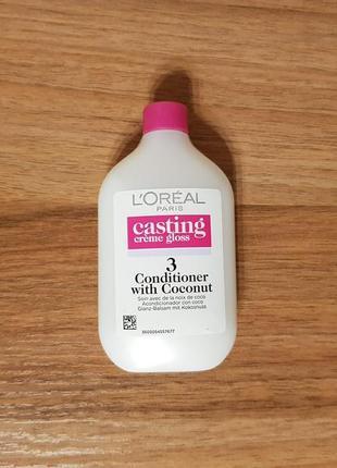 Бальзам для волос l'oréal casting сreme gloss лореаль 30 мл