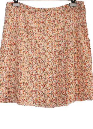 Новая цена caroll шелк 100% красивая юбочка