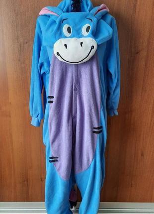 Оригинальный слип-пижама,кигуруми,оверсайз!