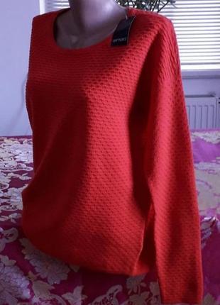 Красивый свитер. кофточка. 50-52-54р. германия