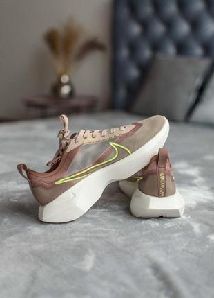 Женские кроссовки найк виста лайт