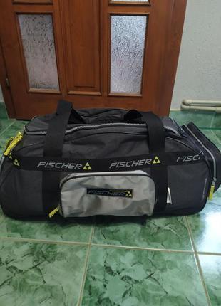 Fischer сумка дорожная спортивная