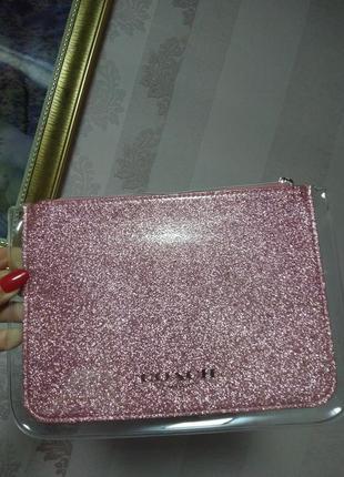 Крутая косметичка сумка клатч
