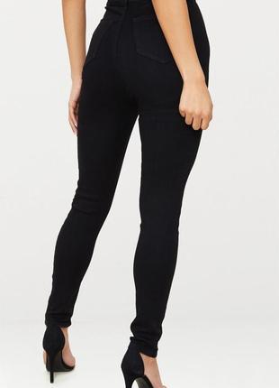 Джеггинсы, джинсы, брюки, лосины на резинке штаны  рieces  accessories  р. 48-50 (l/xl)