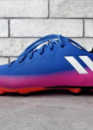 Бутсы adidas messi 16.3 fg оригинал футбольные копы адидас детские подростковые