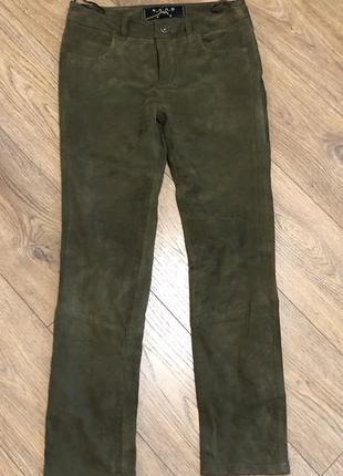 Кожаные/замшевые штаны goosecraft 205 xs