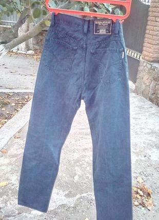 Шикарные джинсы моми очень высокие бренд