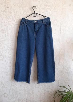 Трендовые джинсы - кюлоты