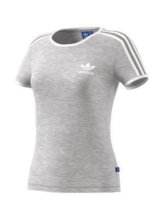 Футболка adidas з лампасами