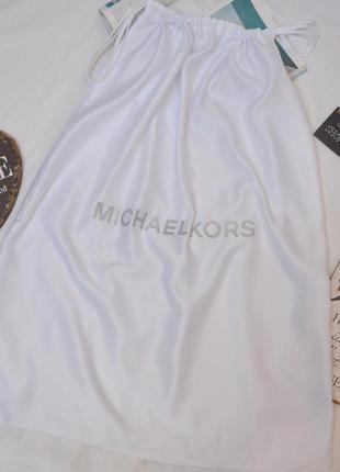 Большой атласный пыльник /чехол дорогого бренда michael kors