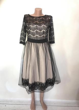 Вечернее платье modus новое