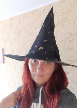 Шляпа на хэллоуин.