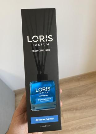 Аромадиффузор для дома loris parfum ocean / океан 120 мл