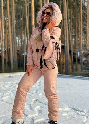 Лыжный костюм 2021