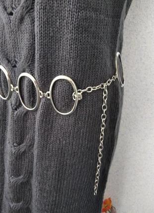 Металлический пояс кольца