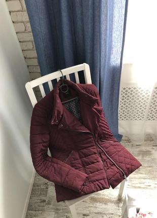 Куртка утеплена косуха від next