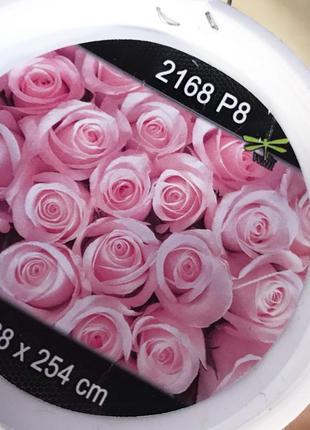 Роскошные люкс фотообои фотофон фотозона розы 3d обои тубус новые!