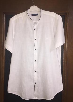 Рубашка мужская натуральная