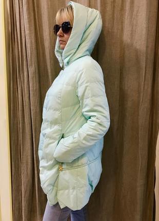 Стильная куртка с холлофайбером