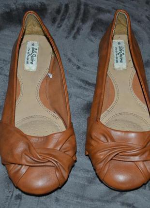 Новые балетки туфли atmosphere 26 см стелька сред-широкая нога