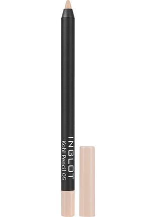 Базовый бежевый карандаш для глаз inglot 1,2 г/0,04 унц. (сша
