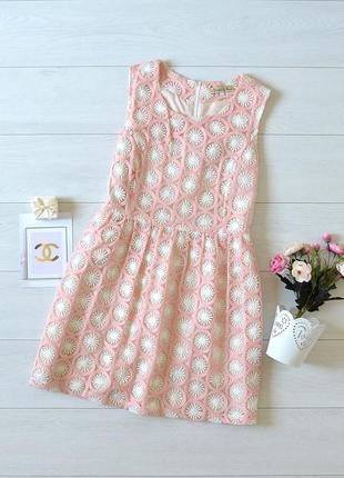 Дуже красиве ніжне плаття cameo rose