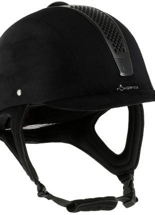 Шлем конный спорт, для верховой езды, fouganza