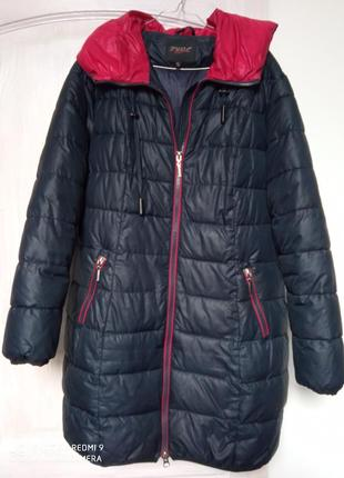 Куртка тепла на синтипоні