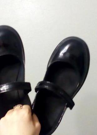 Dr. martens туфли туфлі ботинки