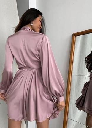 Шёлковое платье отmarakeh ❤