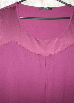 Летняя блуза-футболка m&s