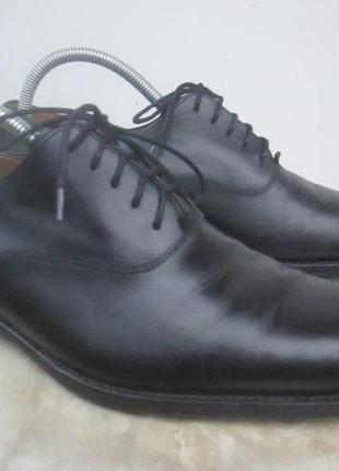 """Дорогие, престижные туфли """" shoepassion """". 44 р. ( 29 см ). кожа. немцы."""