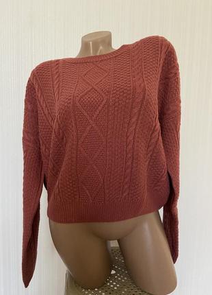 Бархатный свитер