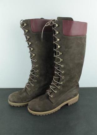 Оригинальные сапоги timberland premium boots