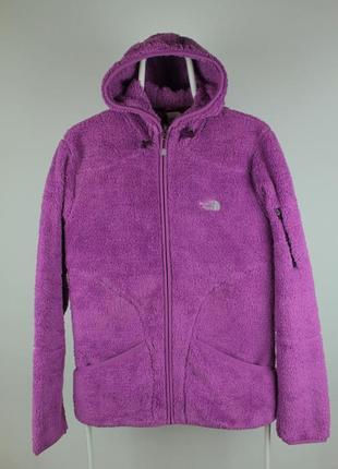 Изумительная толстовка шуба the north face sherpa fleece hoodie women