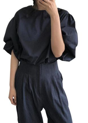 Cos блуза-рубашка