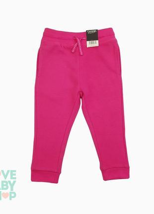 Штани утеплені для дівчинки джордж штаны на флисе для девочки george
