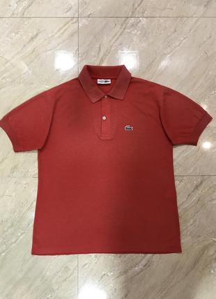 Футболка lacoste/футболка брендовая/футболка поло lacoste