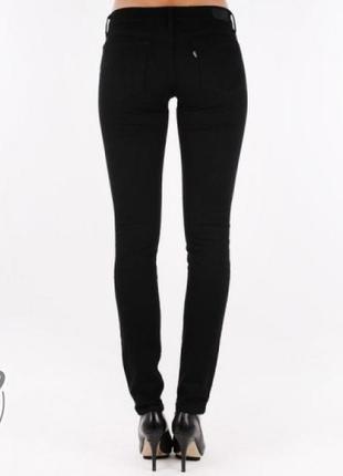 Оригинальные качественные джинсы levi's modern demi curve skinny jeans