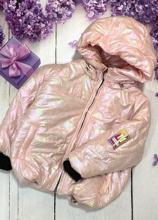 Куртка для девочки деми